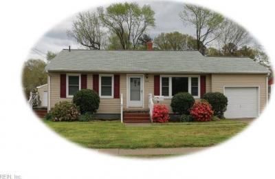 Photo of 644 Aberdeen Road, Hampton, VA 23661