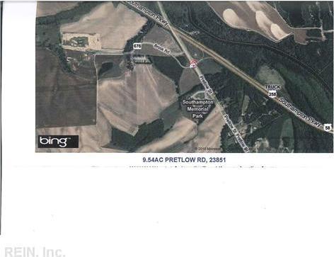 9.54AC Pretlow Road, Franklin, VA 23851