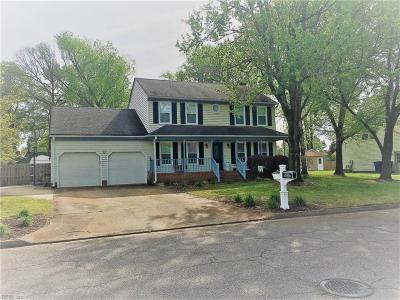 Photo of 509 Currituck Drive, Chesapeake, VA 23322