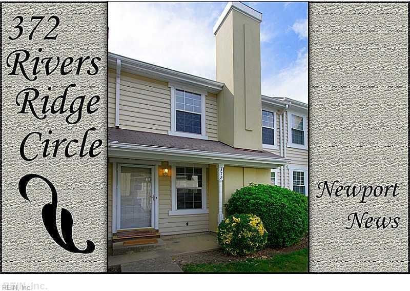 372 Rivers Ridge Circle, Newport News, VA 23608