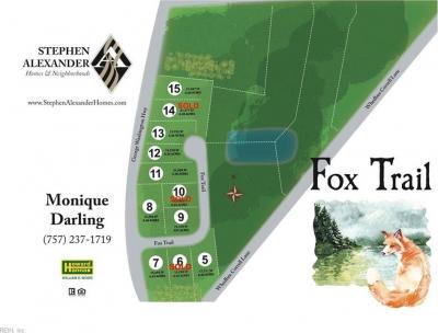 Photo of 1004 Fox Trail, Chesapeake, VA 23323
