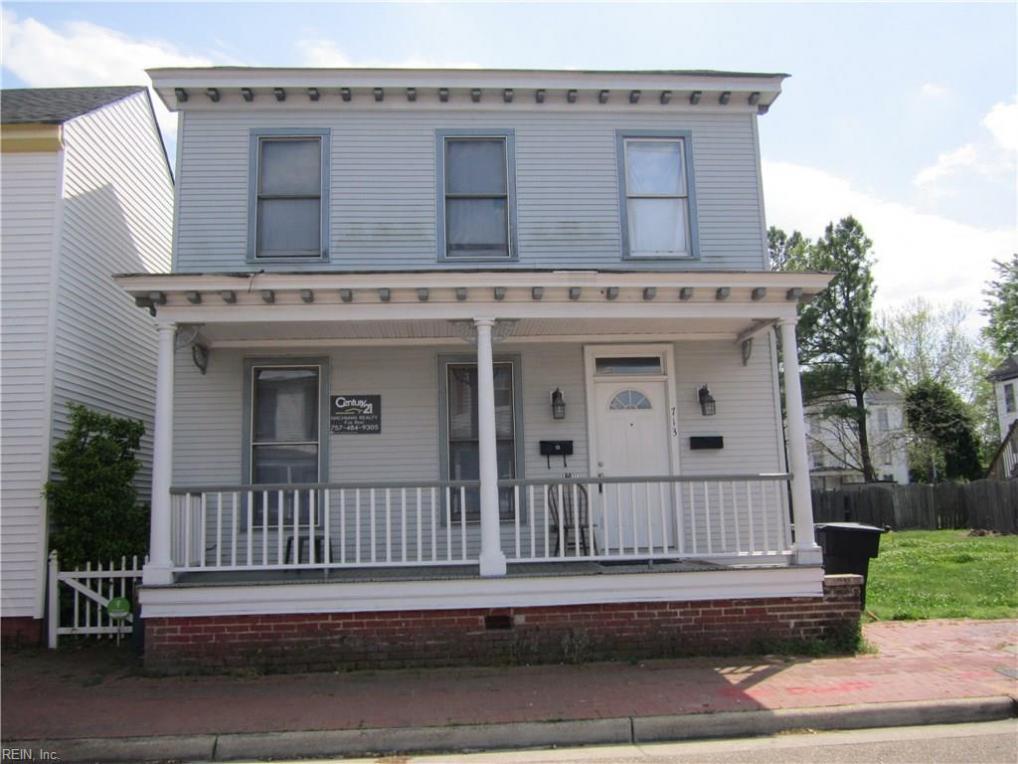 713 South Street #A, Portsmouth, VA 23704