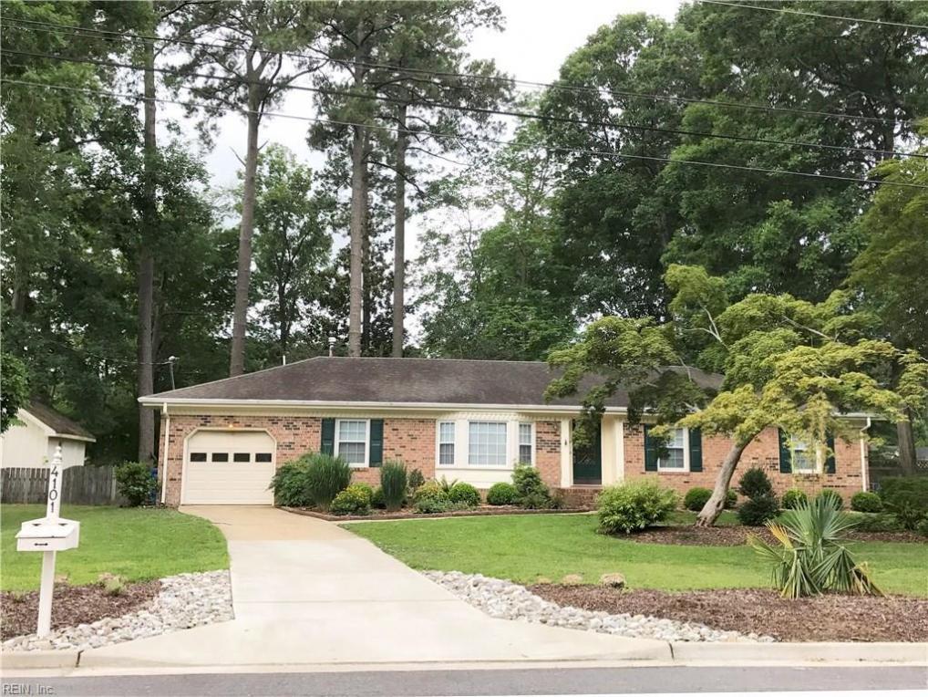 4101 Emberhill Lane, Chesapeake, VA 23321