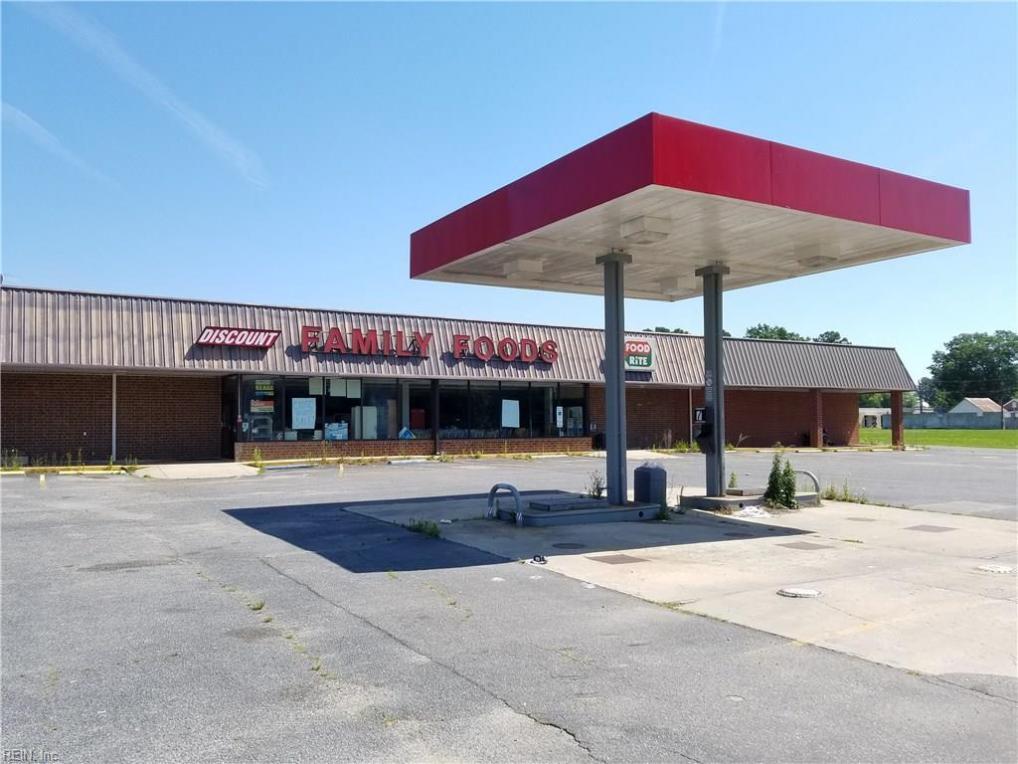 1000 E Highway 158, Sunbury, NC 27979