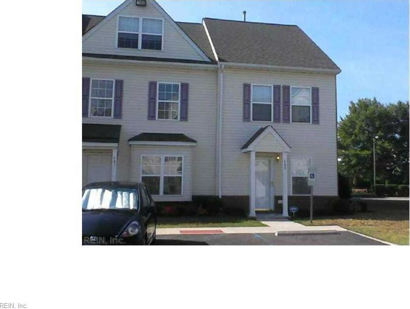 403 Georgetown Loop, Newport News, VA 23608