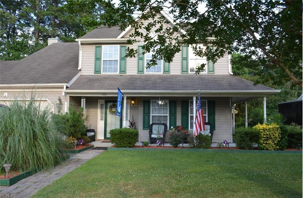 493 Burton Street, Hampton, VA 23666