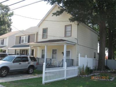 Photo of 319 Pennsylvania Avenue, Hampton, VA 23661