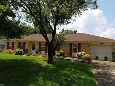 Photo of 1961 Sun Valley Drive, Virginia Beach, VA 23464