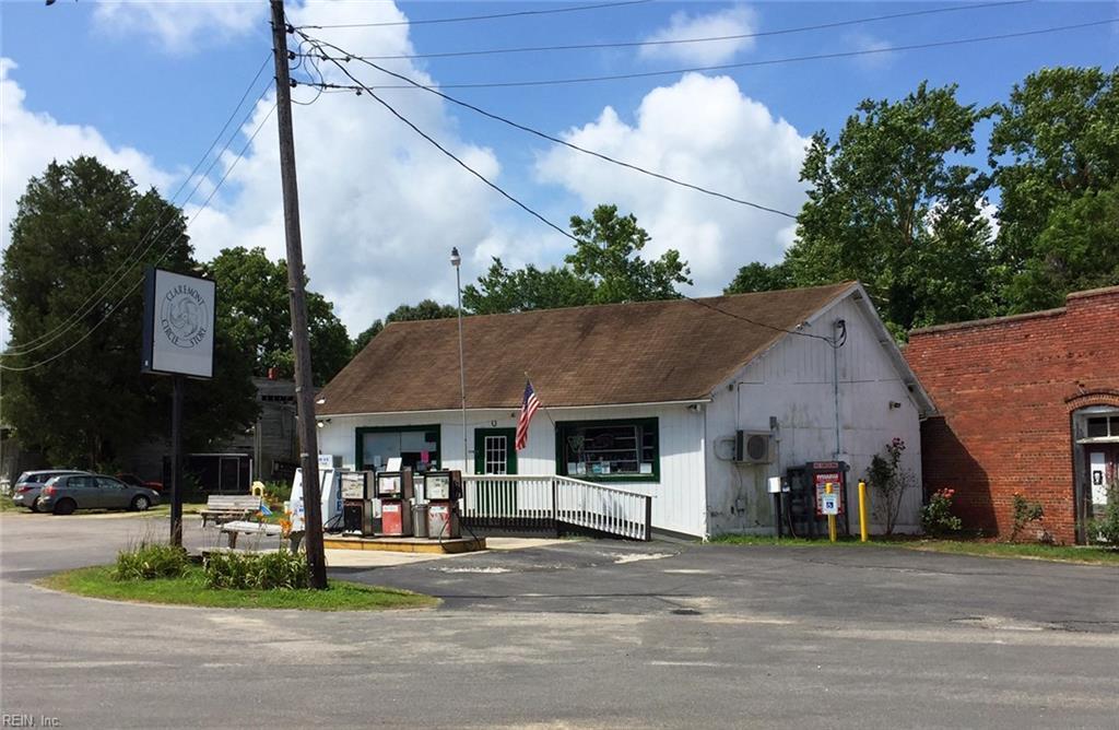 164 Bailey Avenue, Claremont, VA 23899