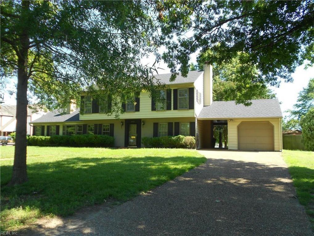 407 Elizabeth Lake Drive, Hampton, VA 23669