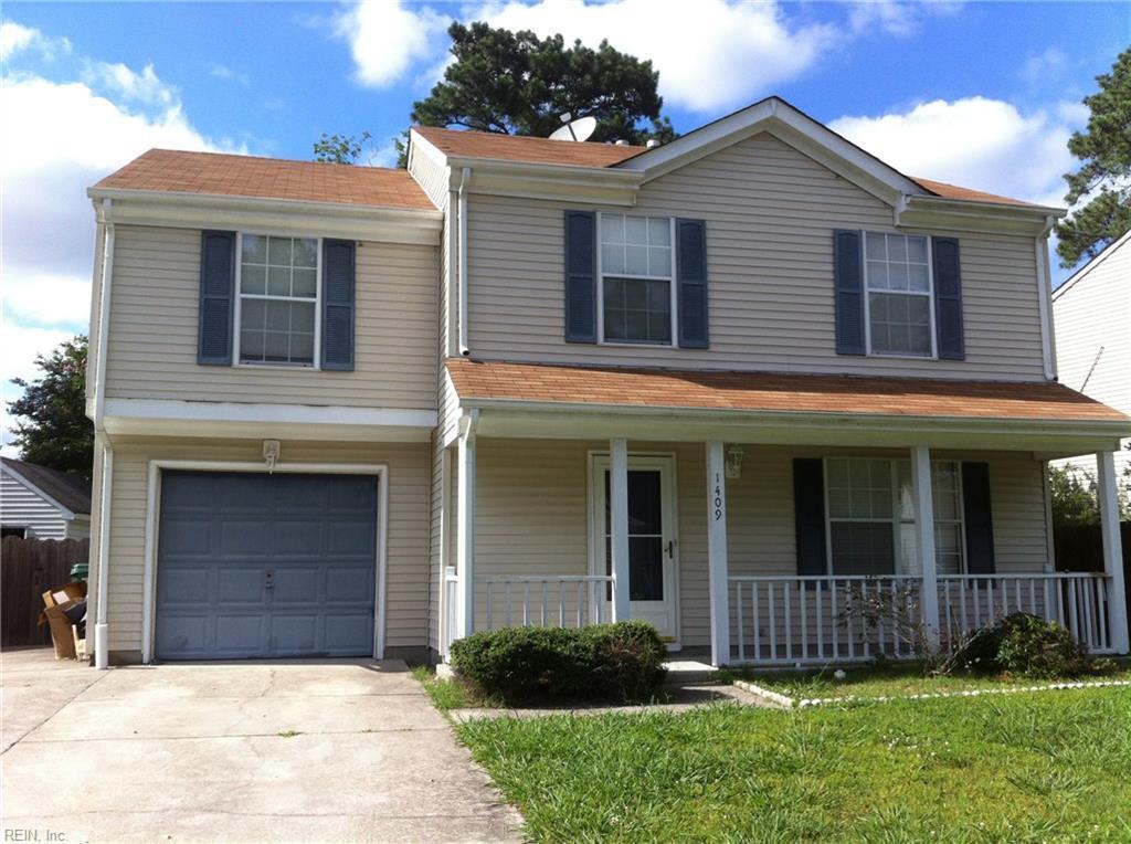 1409 Falcon Street, Suffolk, VA 23434