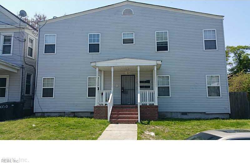 1520 Prentis Avenue, Portsmouth, VA 23704