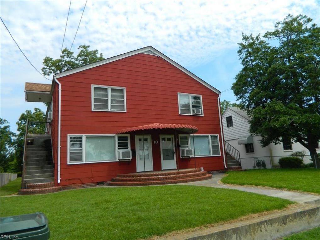 10 Aylwin Crescent #2, Portsmouth, VA 23702