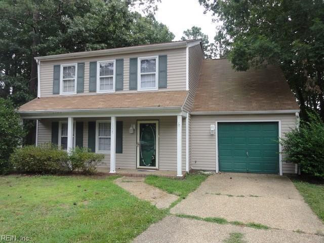 1225 Powder House Drive, Newport News, VA 23608