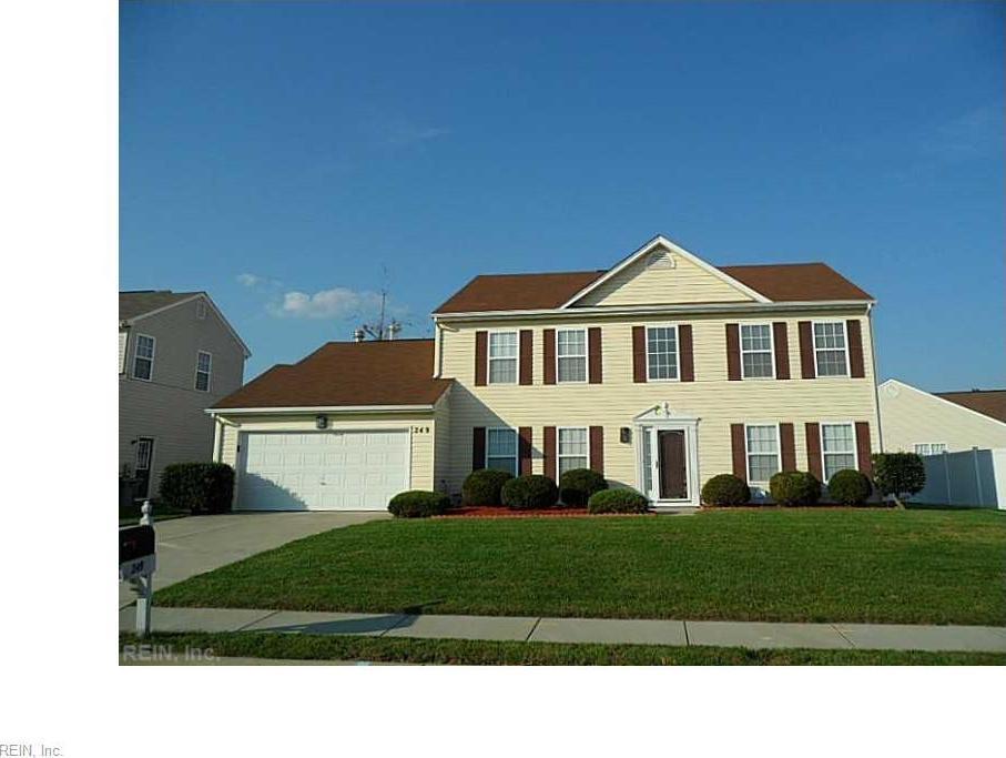249 Albany Drive, Hampton, VA 23666