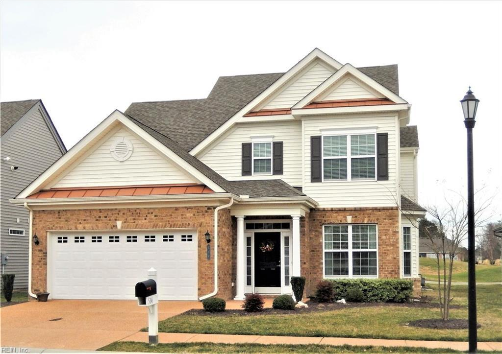 514 Strathmore Lane, Chesapeake, VA 23322