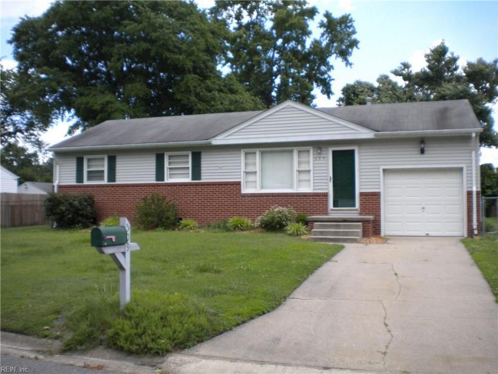 509 Plantation Drive, Chesapeake, VA 23323
