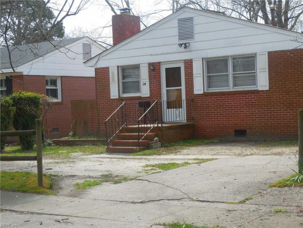 39 Locust Avenue, Hampton, VA 23661