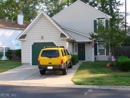 925 Ivystone Way, Newport News, VA 23602