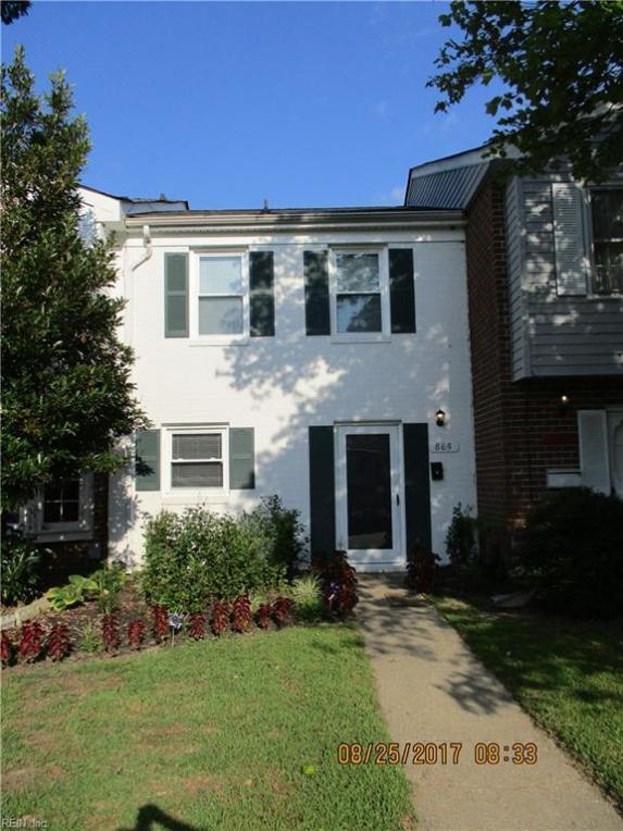 865 Windom Place, Virginia Beach, VA 23454