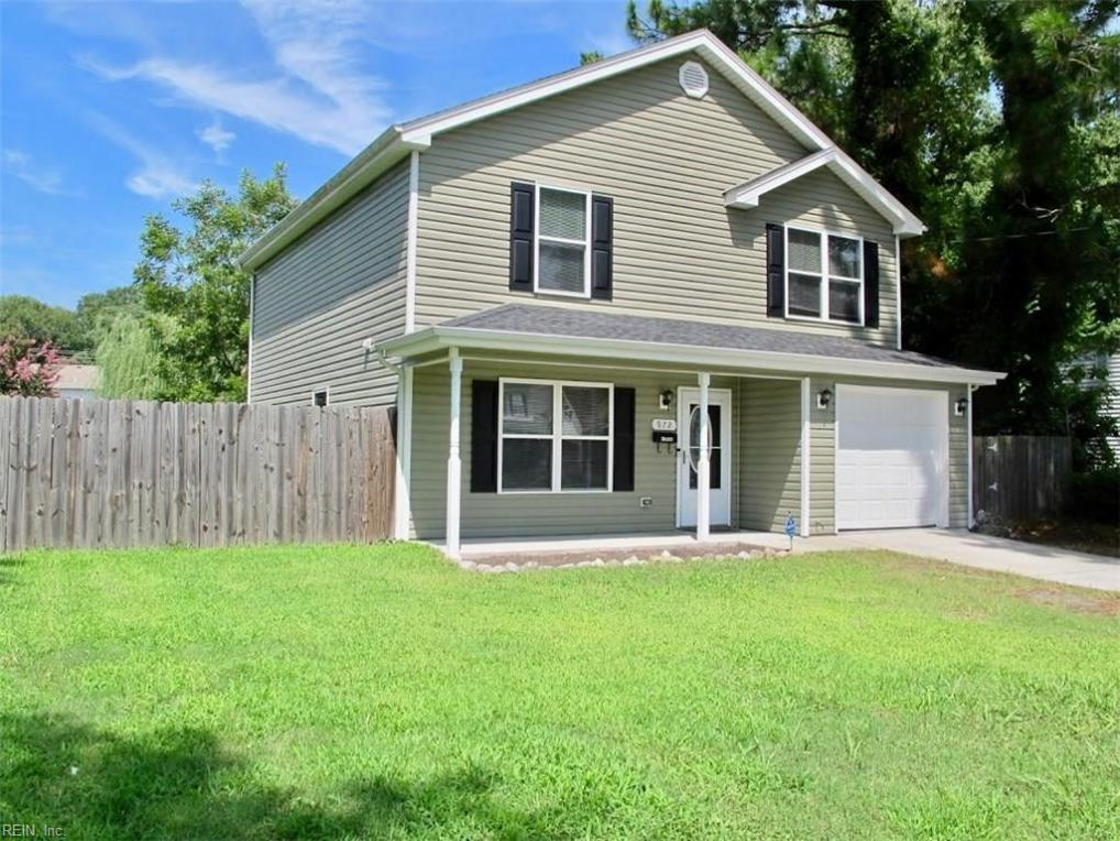 972 Avenue H, Norfolk, VA 23513