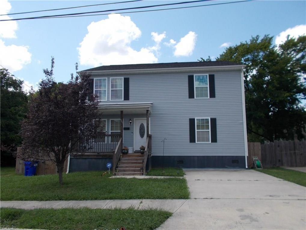 501 Pendleton Street, Norfolk, VA 23523