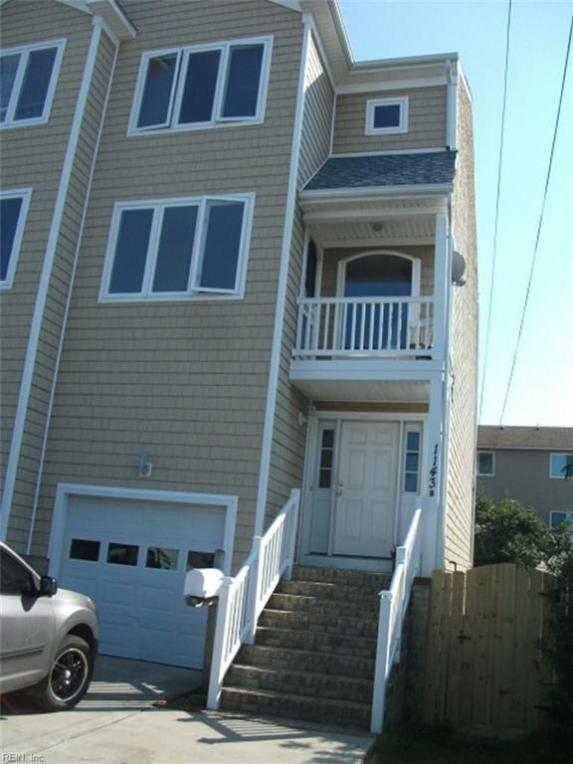 1143 W Ocean View Avenue #B, Norfolk, VA 23503