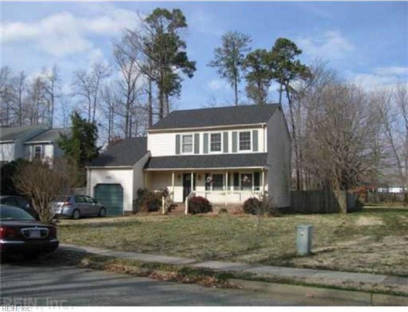 62 Michaels Woods Drive, Hampton, VA 23666