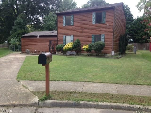 3604 Fairfax Drive, Hampton, VA 23661