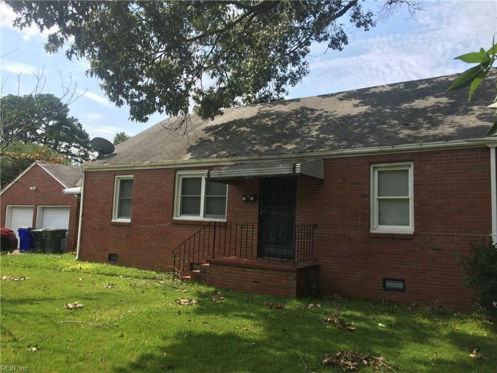3631 Johns Street, Norfolk, VA 23513