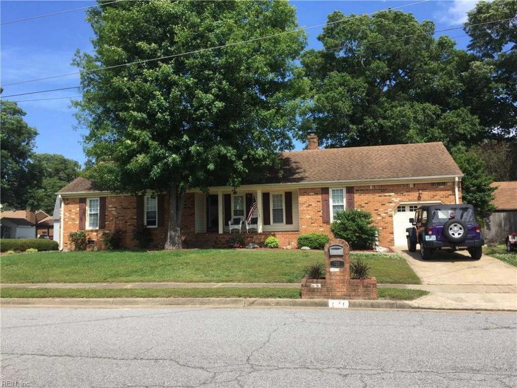 721 Hopewell Drive, Chesapeake, VA 23323