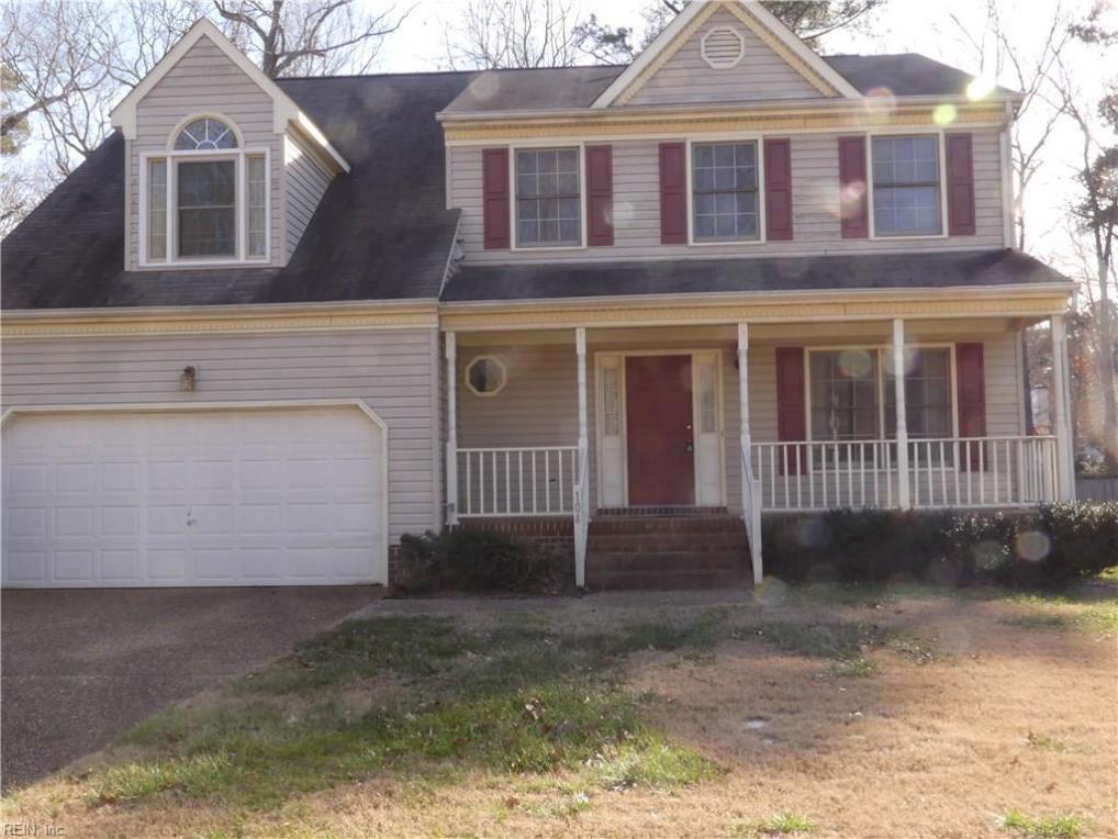 104 Jeffrey Kenneth Place, Yorktown, VA 23693