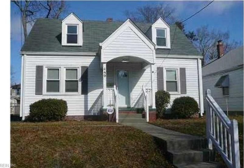 440 Maryland Avenue, Norfolk, VA 23508