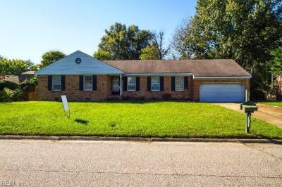 Photo of 4016 Hawksley Drive, Chesapeake, VA 23321
