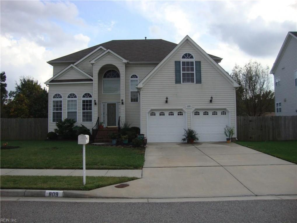 809 Westcove Lane, Chesapeake, VA 23320