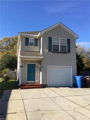 Photo of 1221 Myrtle Avenue, Chesapeake, VA 23325
