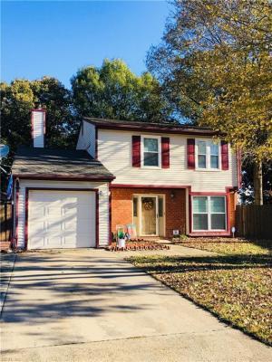 Photo of 904 White Oak Court N, Chesapeake, VA 23320