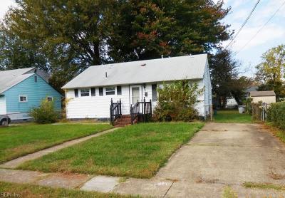 Photo of 109 Chatham Terrace, Hampton, VA 23666