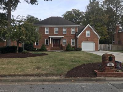 Photo of 517 Archer Drive, Chesapeake, VA 23322