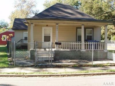 Photo of 801 Morgan Street, Elizabeth City, NC 27909