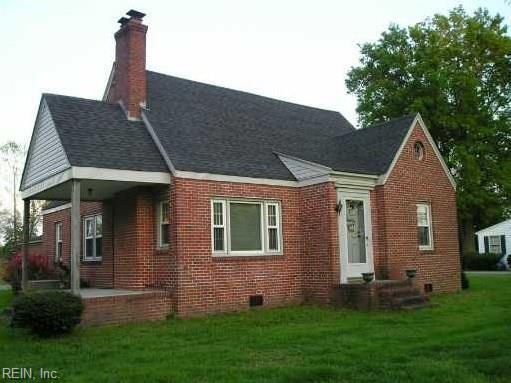 18363 Sedley Road, Sedley, VA 23878