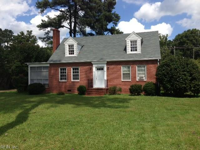 113 Magnolia Avenue, Franklin, VA 23851