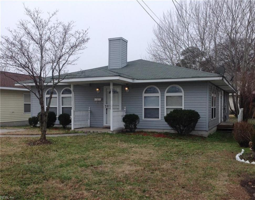 231 Patterson Avenue, Hampton, VA 23669