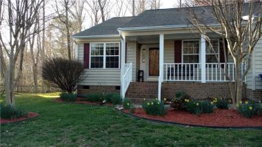 105 View Pointe Drive, Newport News, VA 23603