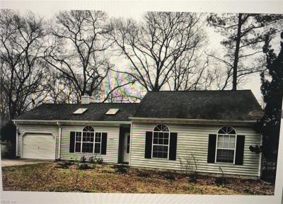 Photo of 309 Bishop Street, Chesapeake, VA 23323