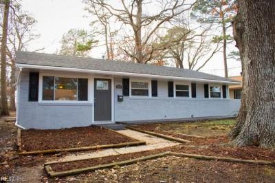 Photo of 414 Beaumont Street, Hampton, VA 23669