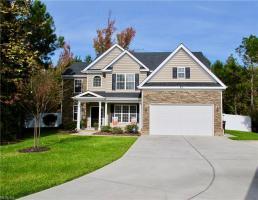 817 Chapel Hill Drive, Chesapeake, VA 23322