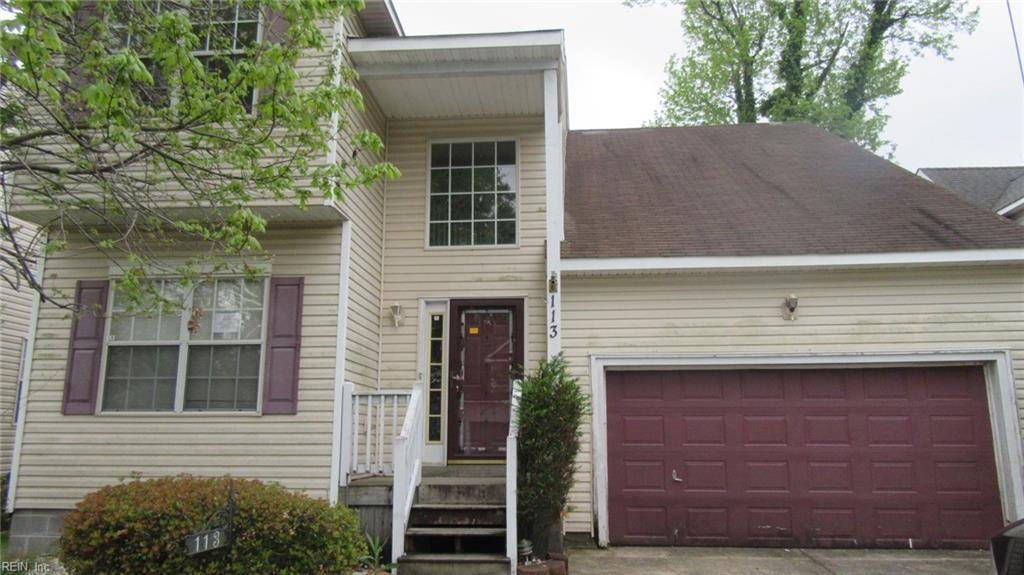 113 Gregg Street, Chesapeake, VA 23320