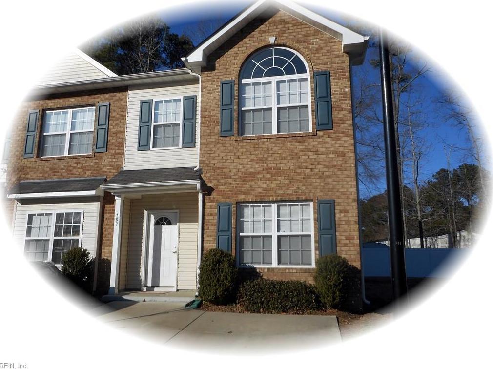 589 Old Colonial Way, Newport News, VA 23608