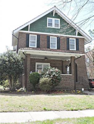 Photo of 545 Spotswood Avenue, Norfolk, VA 23517